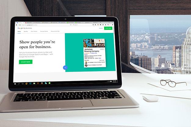 Modul Cara Pembuatan Google My Business