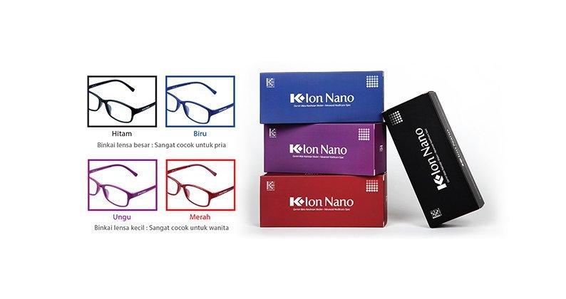 K Ion Nano K Link Indonesia