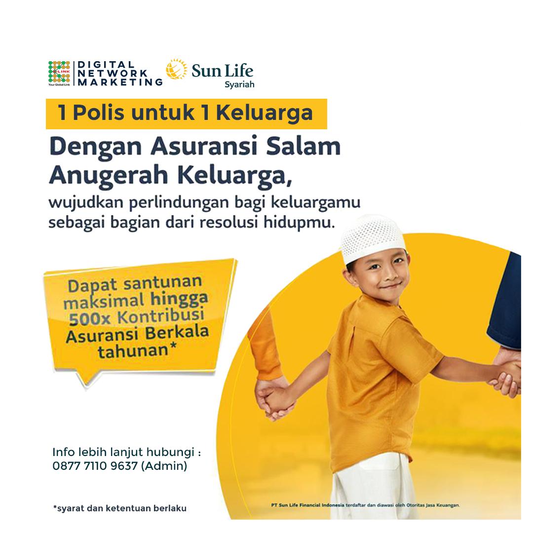Banner Asuransi Salam Anugerah Keluarga